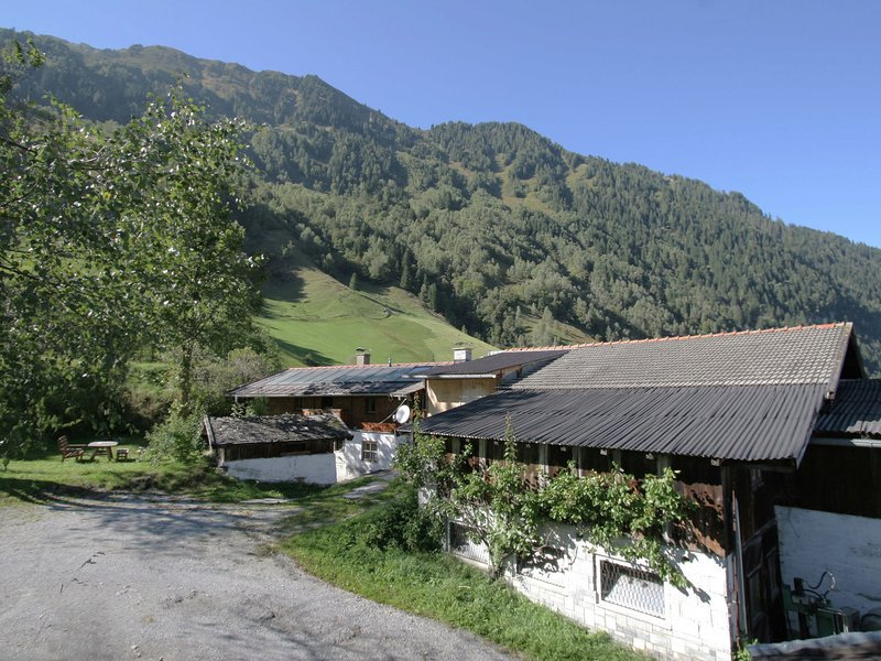 Lovely Chalet near Rauris with beautiful terrace, holiday rental in Frostlberg