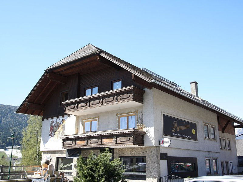 Apartment in Sankt Michael im Lungau near Ski Area, holiday rental in Katschberghohe