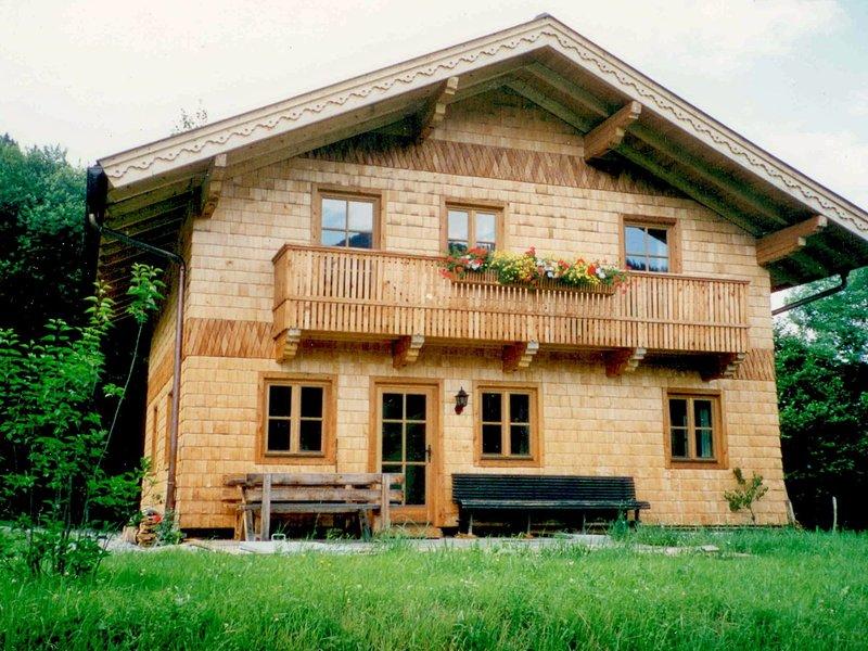 Cozy Chalet with Sauna in Großarl  Salzburg, holiday rental in Dorfgastein