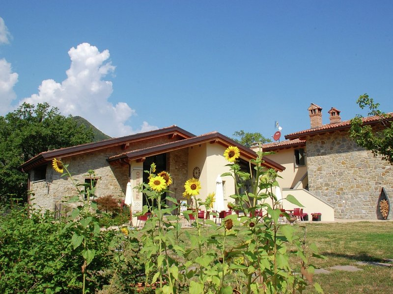 Secluded Holiday Home in Imola amid the Forest, vacation rental in Chiesina-Farne