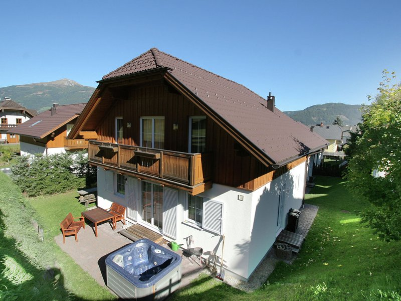 Lovely Chalet in Sankt Margarethen im Lungau, with ski lift nearby – semesterbostad i St. Margarethen
