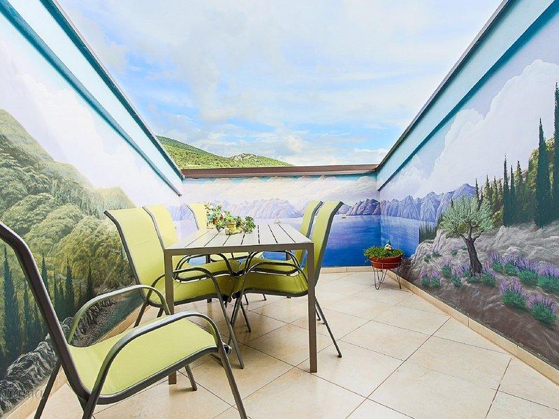 Adorable Apartment near Kvarner with Sea View, casa vacanza a Povile