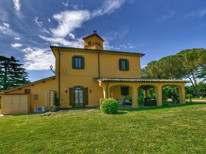 Cozy Villa in Graffignano Italy with Swimming Pool, Ferienwohnung in San Michele in Teverina