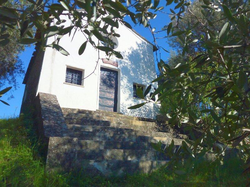 Cosy Holiday Home in Stellanello with Garden, vacation rental in Borghetto d'Arroscia