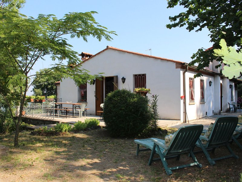 comfortable country house situated in the hills, holiday rental in Cinto Euganeo
