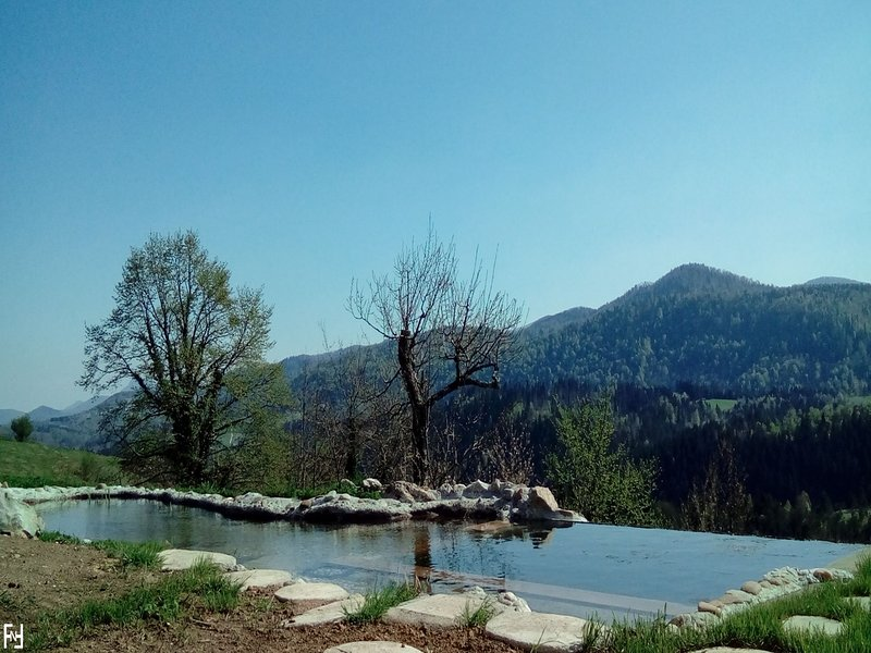 Cosy Holiday Home in Bunjevci with Sauna, holiday rental in Dolus