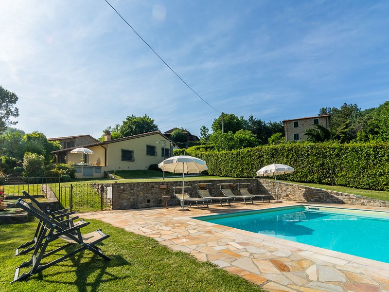 Spectacular Holiday Home in Dicomano with Swimming Pool, vacation rental in San Godenzo