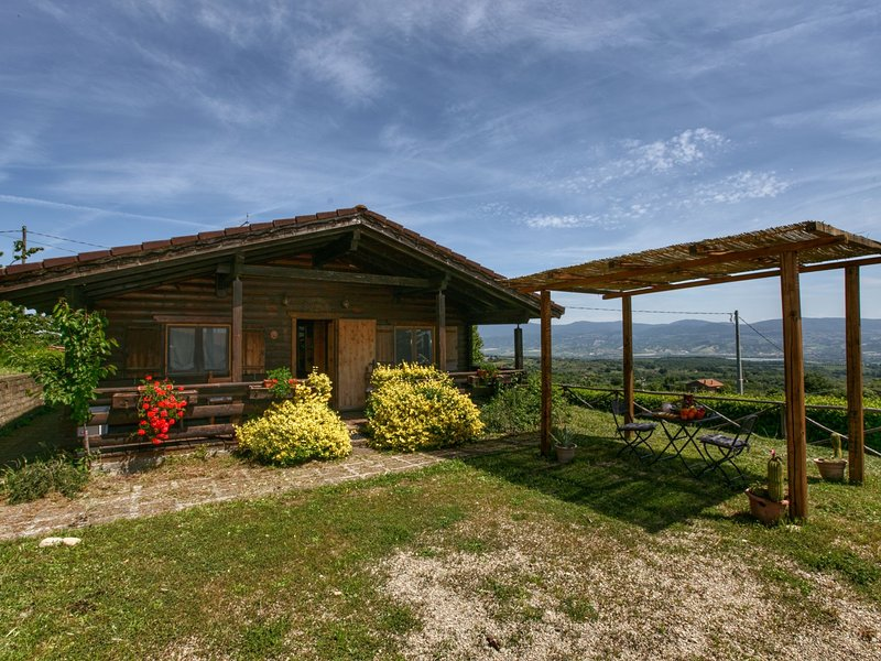 Cozy Cottage in Graffignano Italy with Swimming Pool, Ferienwohnung in San Michele in Teverina