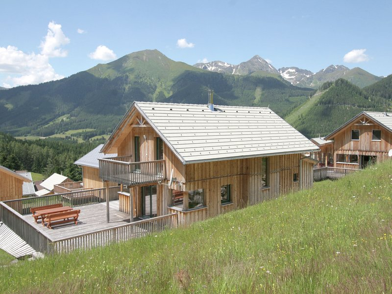 Cosy Chalet in Hohentauern near the Forest, holiday rental in Sankt Gallen