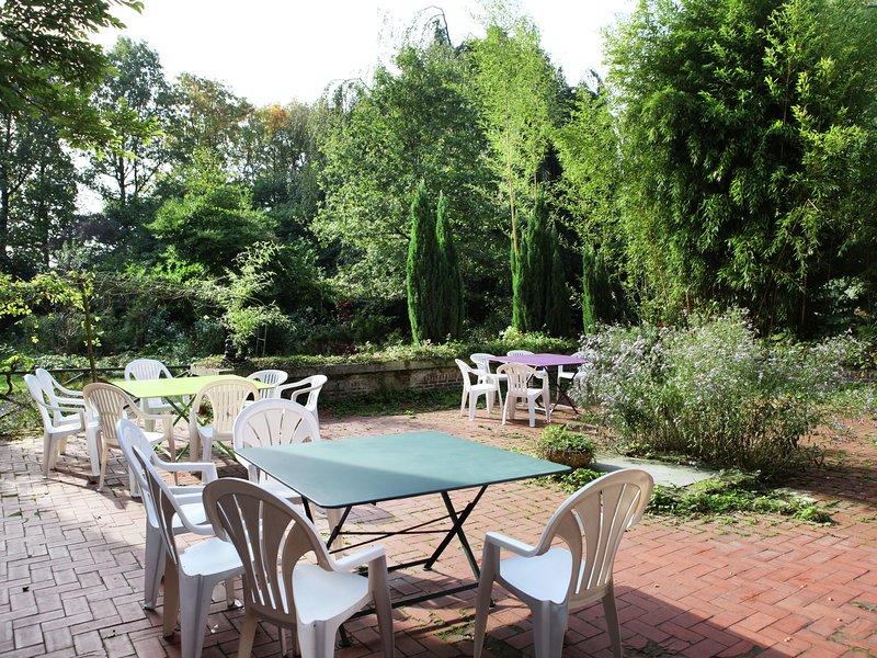 Comfortable Mansion in Doomkerke near Forest, alquiler de vacaciones en Aalter