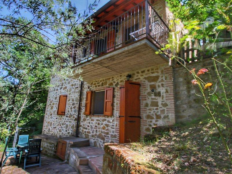 Provincial Holiday Home in Pacaino Umbria with Pool, aluguéis de temporada em Tavernelle di Panicale