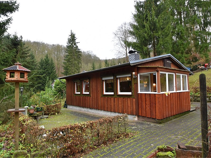 Luxury Bungalow in Neustadt/Harz With Private Terrace, holiday rental in Urbach
