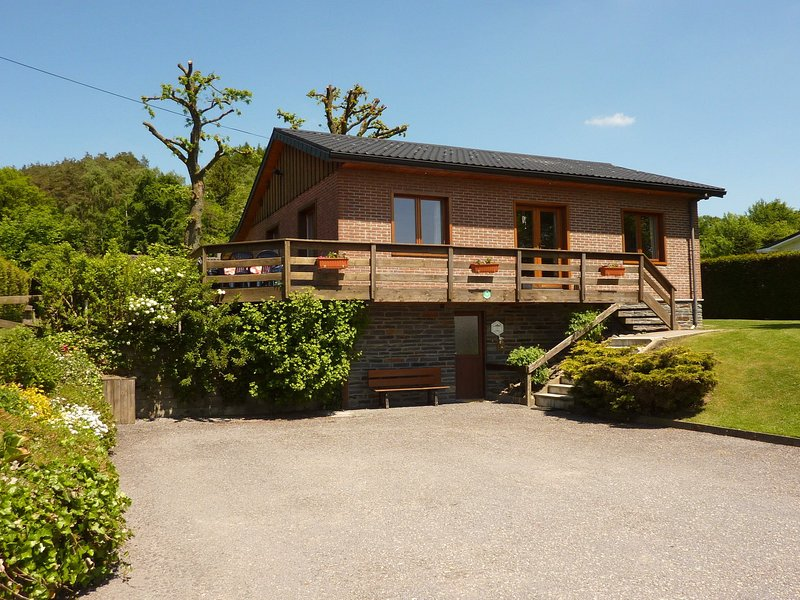 Charming house with sauna and many other amenities, in a quaint environment, holiday rental in Malmedy