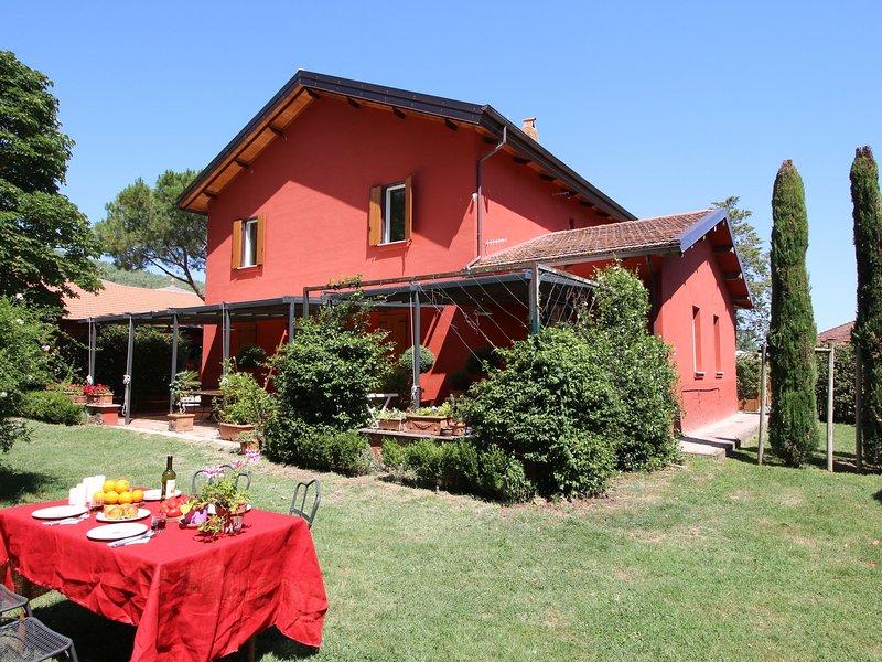 Apartment on an estate near Rome, holiday rental in Monterotondo Scalo