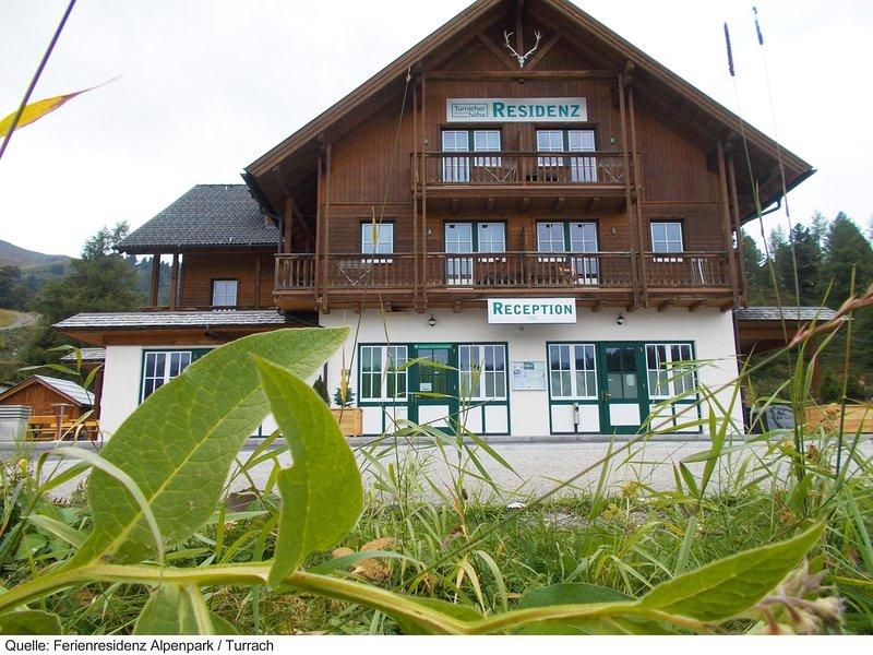 Luxurious Apartment in Turracherhöhe with Turracher Sea view, Ferienwohnung in Turracher Höhe