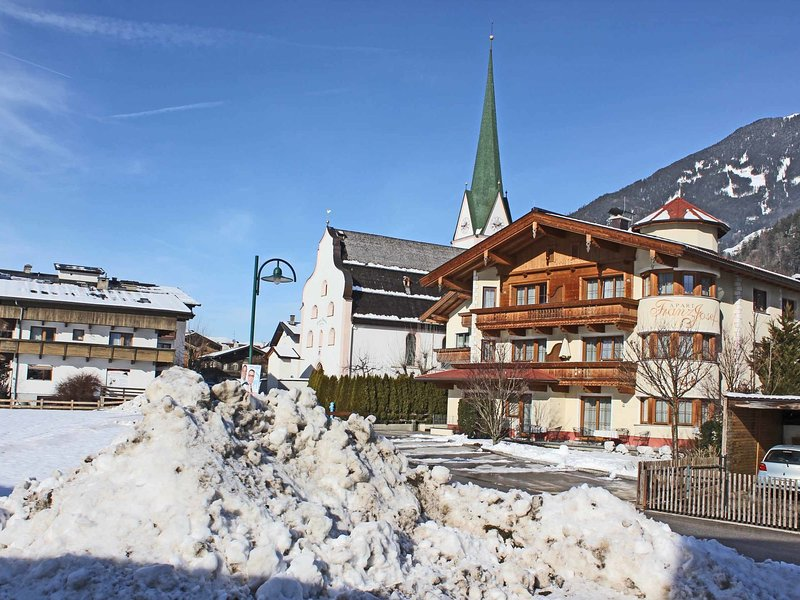 Spacious Apartment in Kaltenbach Tyrol with Sauna, holiday rental in Stumm