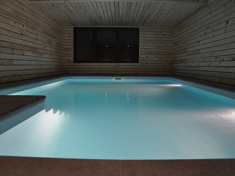 Cozy Holiday Home in Vresse-sur-Semois with Private Pool, holiday rental in Montherme