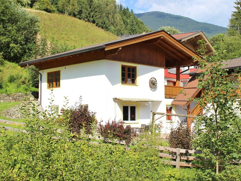 Luxrious Holiday Home in Saalbach-Hinterglemm with Terrace, holiday rental in Viehhofen