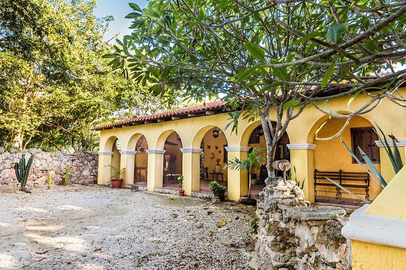 Finca La Caprichozza, holiday rental in Conkal