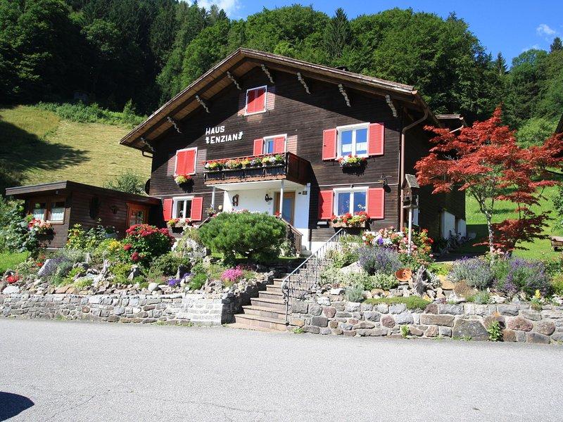 Cozy Apartment in Vandans near Ski Area, holiday rental in Gruesch