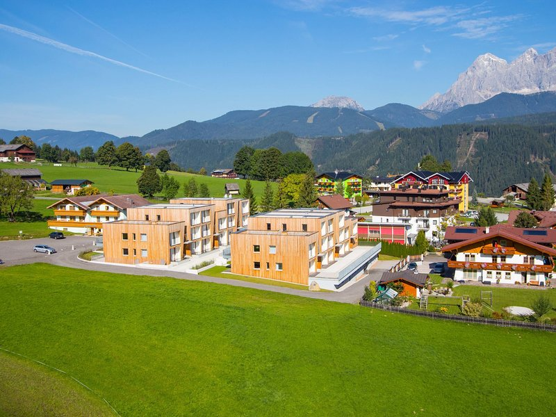 Elegant and well-furnished villas on the slope of Rohrmoos, vacation rental in Schladming