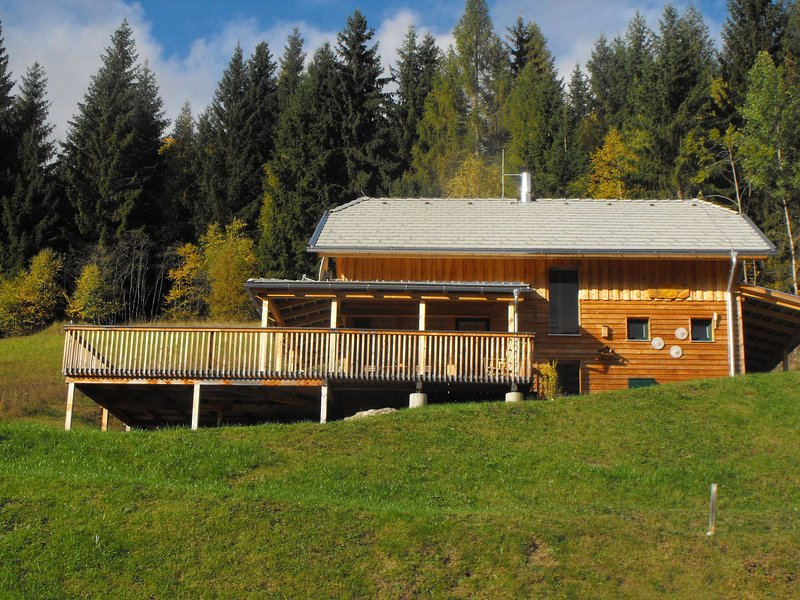 Luxury Holiday Home in Styria with Terrace, holiday rental in Stadl-Predlitz