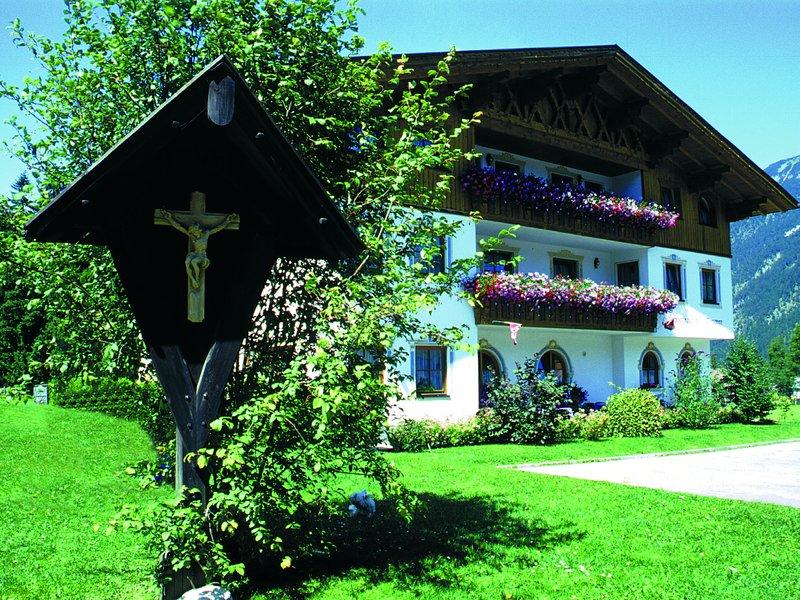 Cozy Apartment in Bichlbach near Lake, holiday rental in Wangle