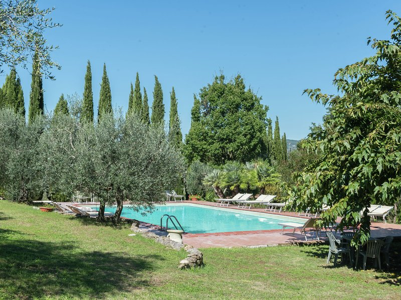 Atmospheric apartment in authentic house near beautiful Sasso Pisano, vacation rental in Castelnuovo di Val di Cecina