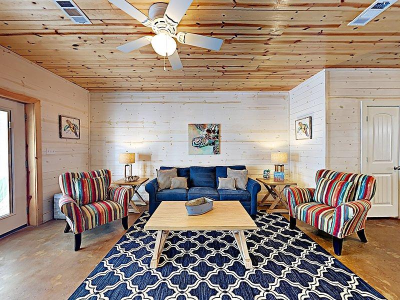 Plafondventilator, kleed, meubels, tafel, binnenshuis