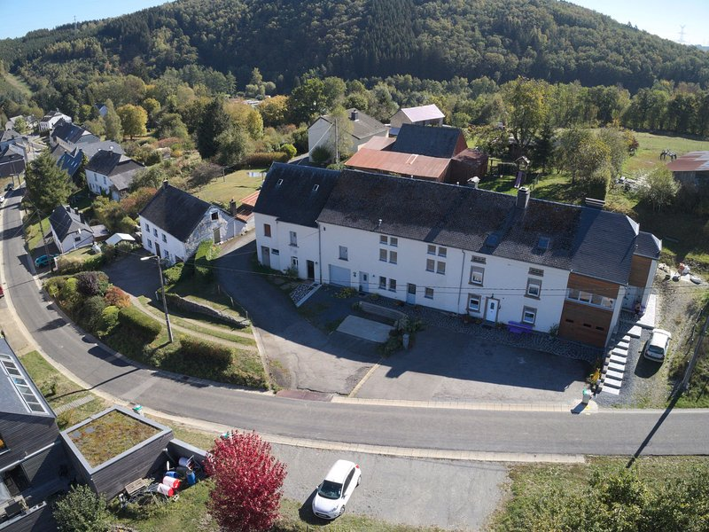 Cottage for cyclists, in a small village in the heart of a natural park, holiday rental in Luxembourg