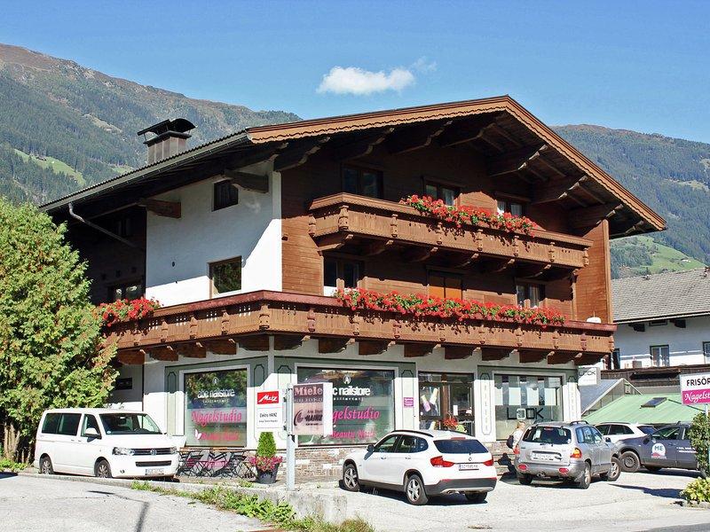 Spacious Apartment in Ramsau im Zillertal near Ski Area – semesterbostad i Ramsau im Zillertal