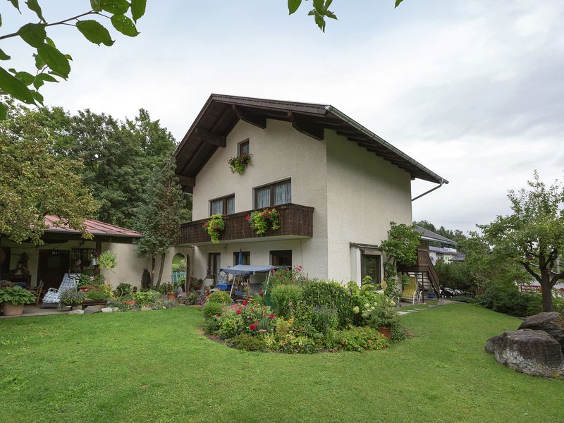 Lovely Apartment in Fulpmes Tyrol with Balcony Chalet in Fulpmes