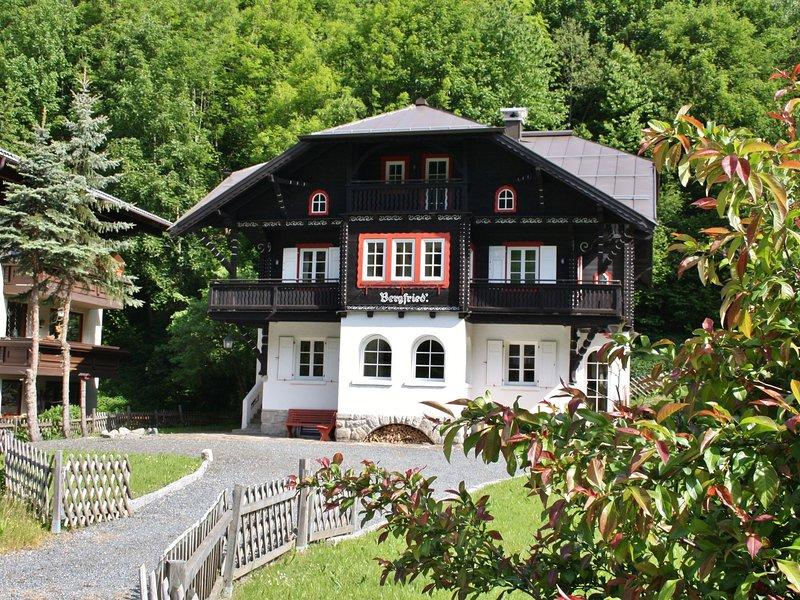 Spacious Villa in Zell am See near Ski Area, alquiler vacacional en Thumersbach