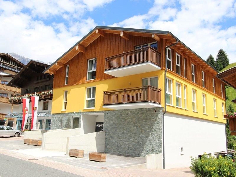 Cozy Apartment in Dienten near Ski Lift, holiday rental in Dienten am Hochkönig