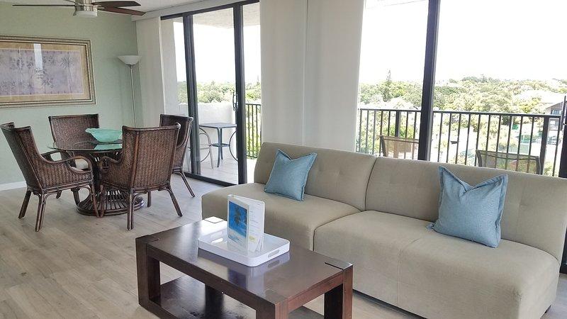 Muebles, silla, mesa, sala de estar, sala