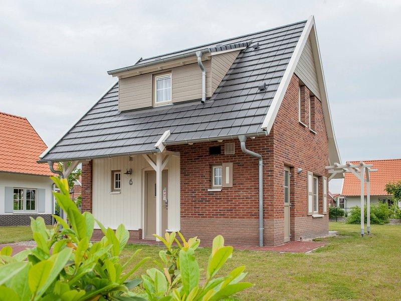 Luxurious detached villa with 3 bathrooms, in De Maasduinen, alquiler vacacional en Swolgen