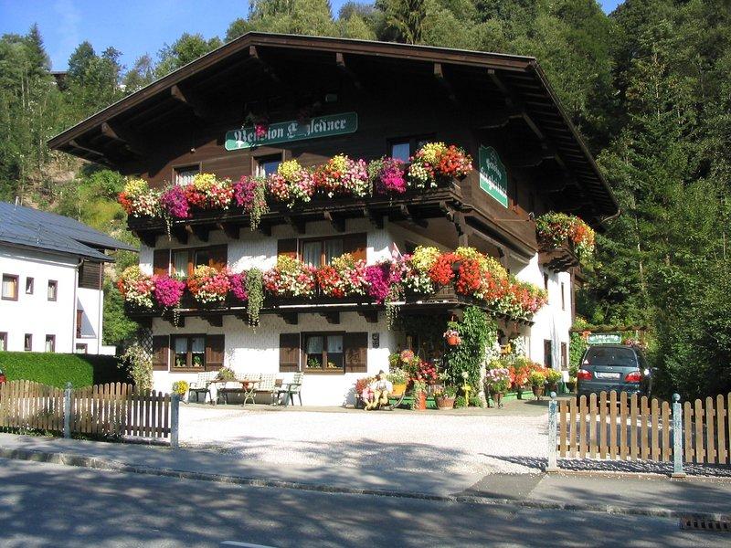 Spacious Apartment in Saalbach-Hinterglemm near Ski Area, aluguéis de temporada em Saalbach-Hinterglemm