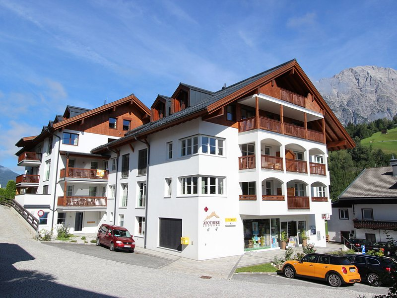 Modern Apartment in Leogang with Garden Furniture, holiday rental in Leogang