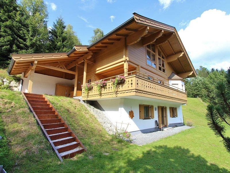 Luxury Chalet in Saalbach-Hinterglemm near Ski Area, vacation rental in Viehhofen