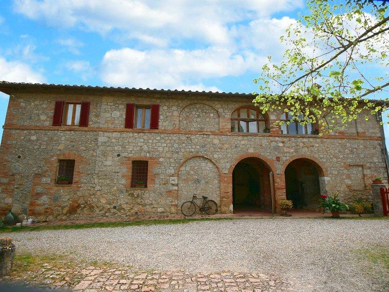 Vintage Farmhouse in Ville di Corsano with Terrace, Ferienwohnung in Bagnaia