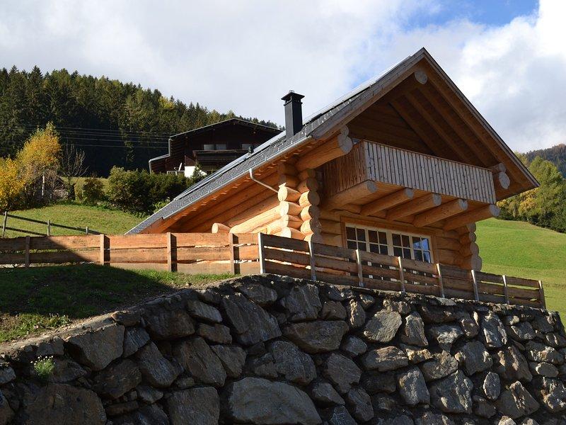 Very beautiful detached wooden chalet with private garden in a beautiful locatio, aluguéis de temporada em Flattach