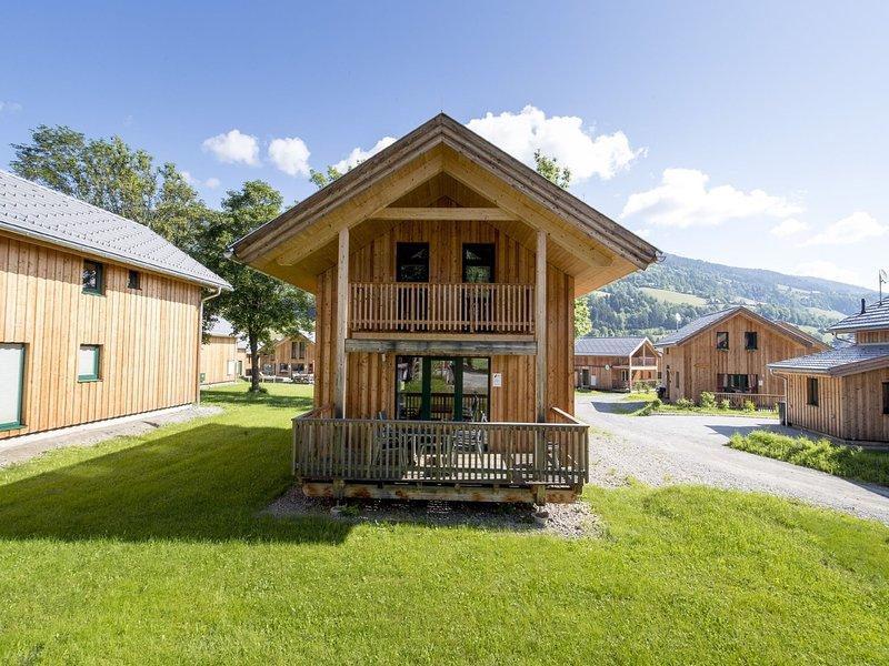 Gorgeous Wooden Chalet in Sankt Georgen on Ski Slopes, aluguéis de temporada em Sankt Lorenzen ob Murau