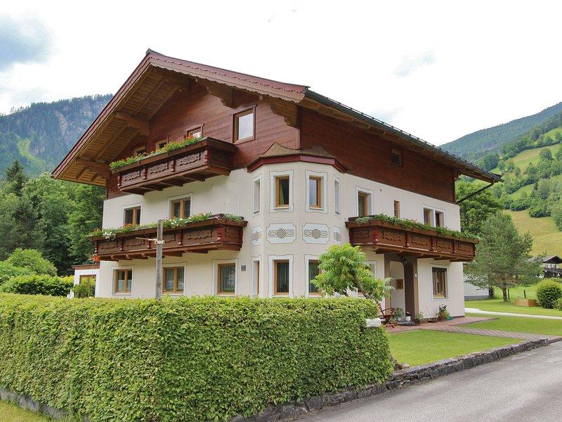 Comfortable Apartment in Königsleiten with forest nearby, holiday rental in Vorderkrimml