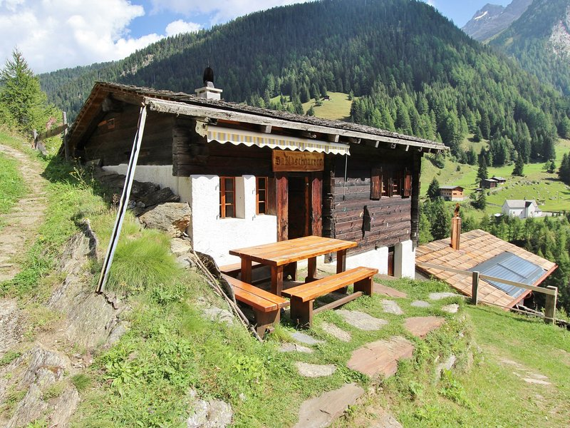 Beautiful Chalet in Binn with Parking, vacation rental in Baceno