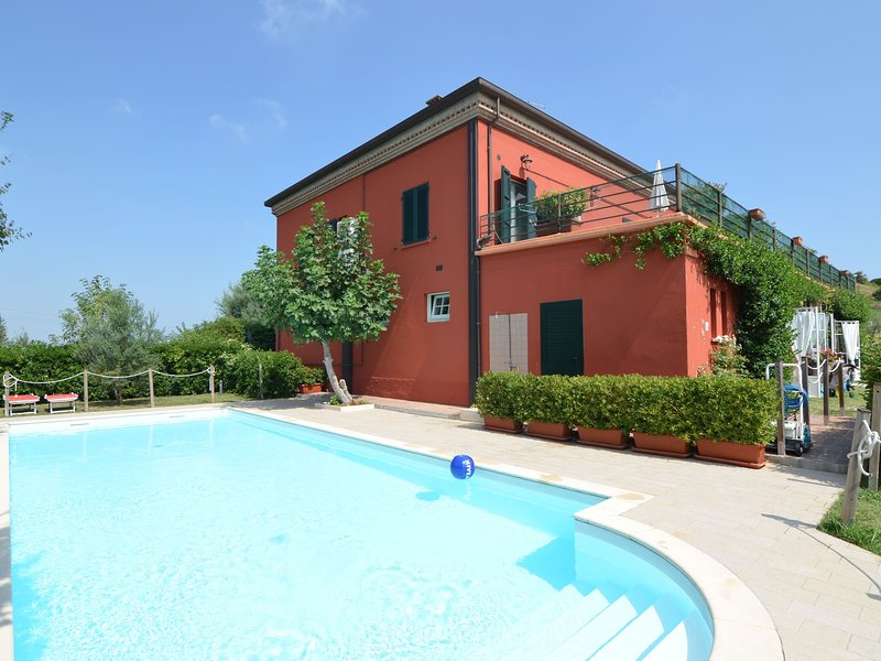 Lovely Apartment in Coriano Italy with Swimming Pool, vacation rental in Gemmano