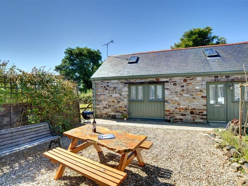 Luxurious holiday home in Cornwall with Garden, Ferienwohnung in Camelford