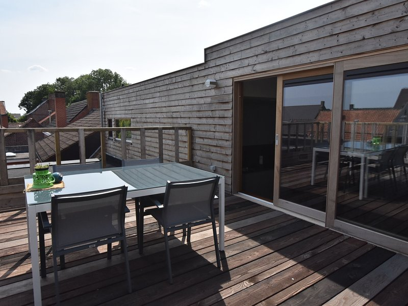 Luxurious Apartment in West Flanders With Roof Terrace, vacation rental in Watou