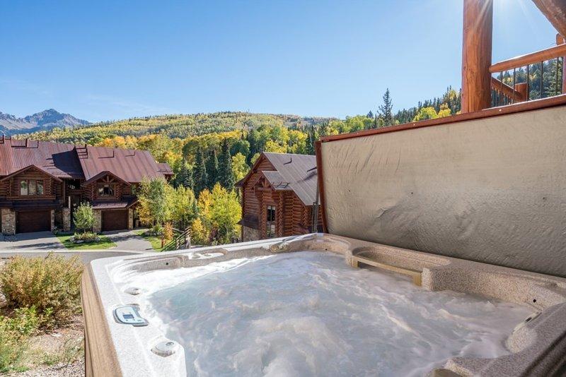 Hot Tub,Tub,Jacuzzi,Roof,Building