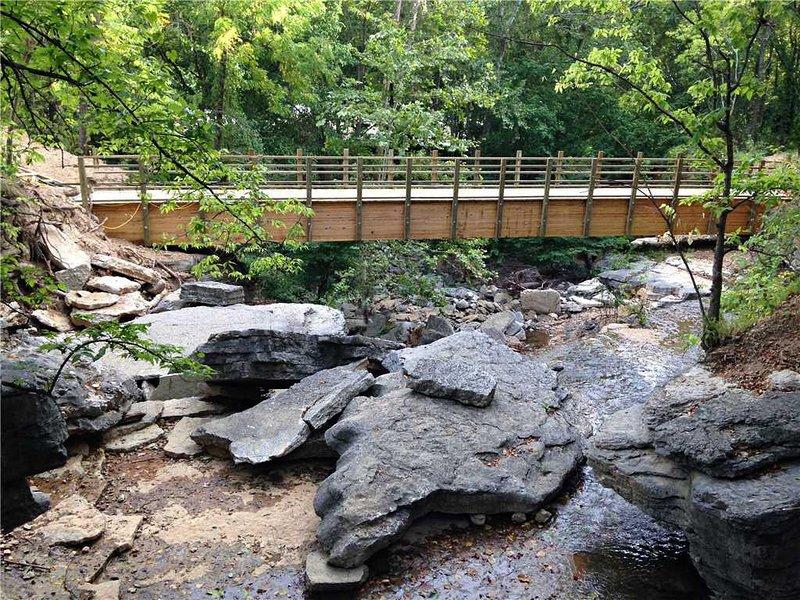 Natur, vatten, Utomhus, Creek, Stream