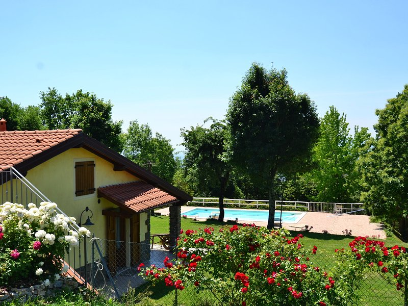 Cottage Montecatini Terme, Tuscany, vacation rental in Nievole